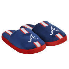 Atlanta Braves Slippers