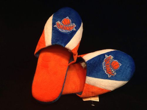 New York Knicks Slippers