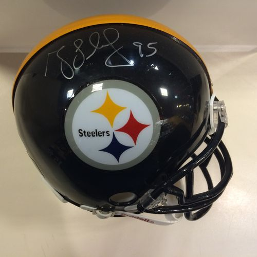 Greg Lloyd Autographed Philadelphia Steelers Mini Helmet