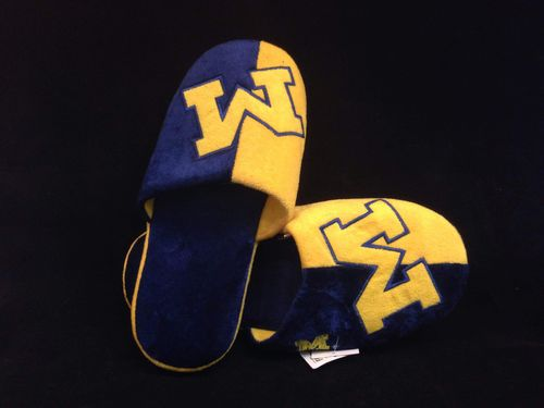 University of Michigan Wolverines Slippers
