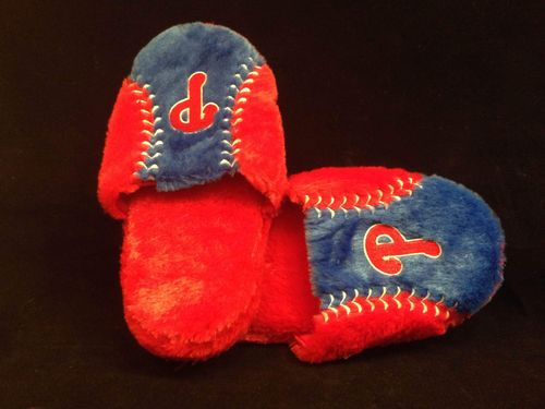 Philadelphia Phillies Slippers