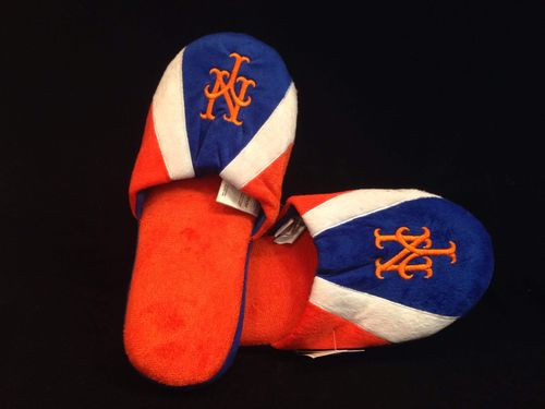 New York Mets Slippers