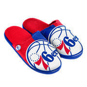 Philadelphia 76ers Youth Slippers