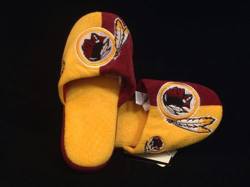 Washington Redskins Youth Slippers