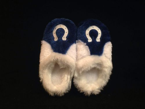 Indianapolis Colts Youth Slippers