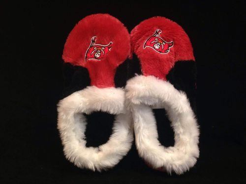 Tampa Bay Buccaneers Youth Slippers