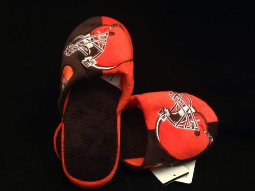 Cleveland Browns Youth Slippers