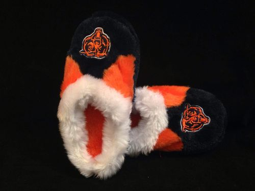 Chicago Bears Youth Slippers