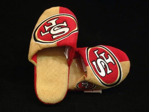 San Francisco 49ers Youth Slippers
