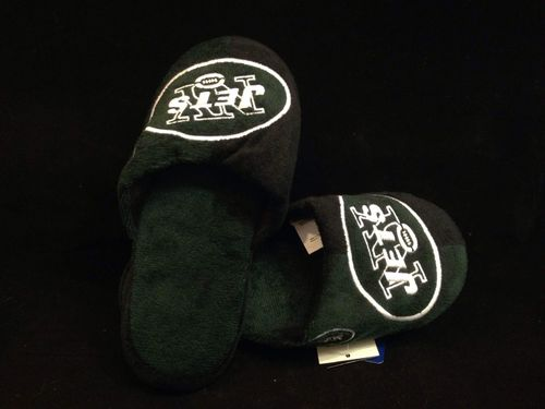 New York Jets Youth Slippers