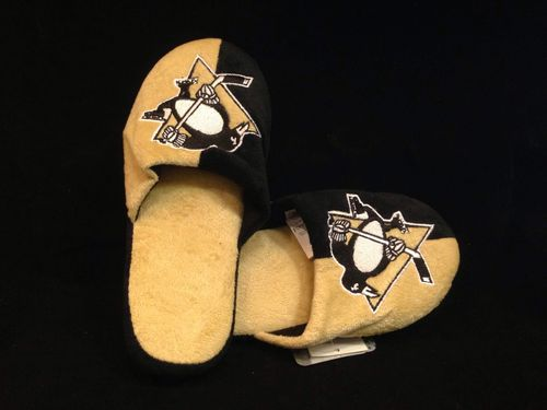 Pittsburgh Penguins Youth Slippers