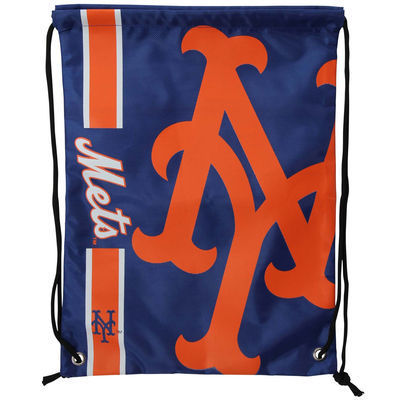 New York Mets Drawstring Backpack