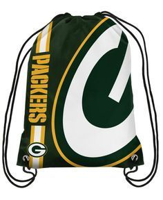 Green Bay Packers Drawstring Backpacks