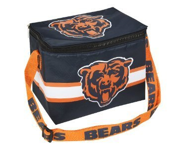 Chicago Bears Team Lunch Bag