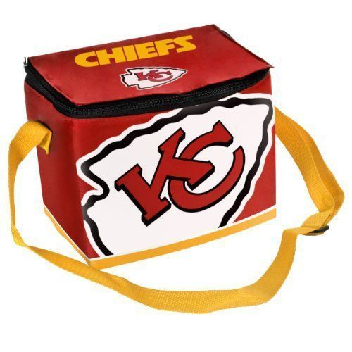 Kansas City Chiefs Lunch Bag