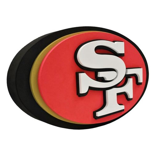 San Francisco 49ers Fan Foam