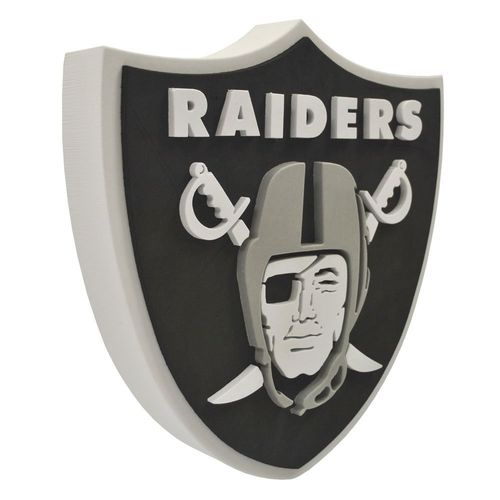 Oakland Raiders Fan Foam