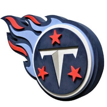 Tennessee Titans Fan Foam