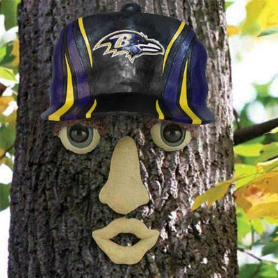 Baltimore Ravens Forest Face