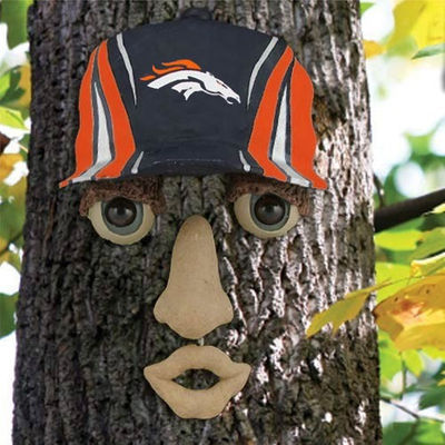 Denver Broncos Forest Face
