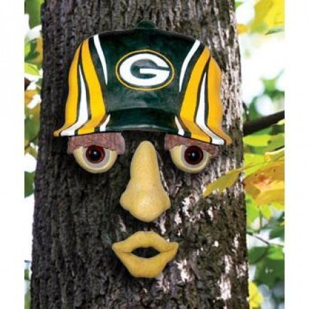 Green Bay Packers Forest face