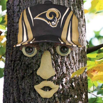 Los Angeles Rams Forest Face