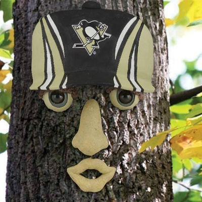 Pittsburgh Penguins Forest Face