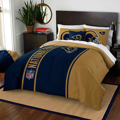Los Angeles Rams The Northwest Company Soft & Cozy 3-Piece Full Bed Set