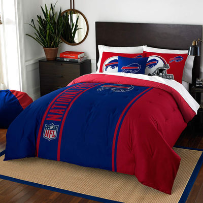 Buffalo Bills The Northwest Company Soft & Cozy 3-Piece Full Bed Set