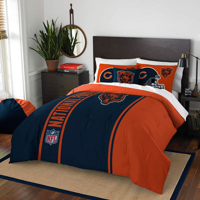 Chicago Bears The Northwest Company Soft & Cozy 3-Piece Full Bed Set