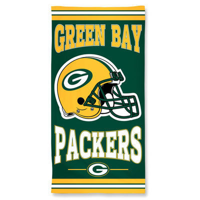 Green Bay Packers WinCraft Beach Towel