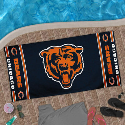 Chicago Bears WinCraft Beach Towel