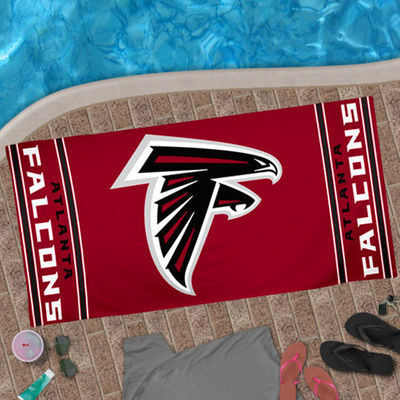 "Atlanta Falcons WinCraft 30"" x 60"" Beach Towel"