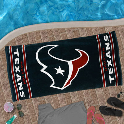 Houston Texans WinCraft Beach Towel
