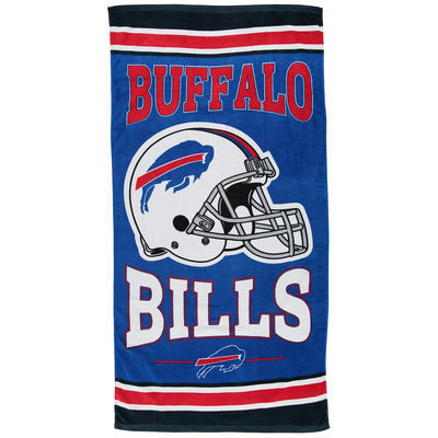 Buffalo Bills WinCraft Beach Towel