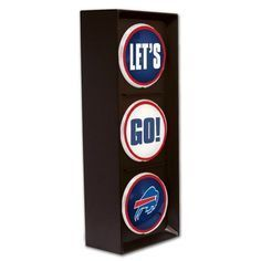 Buffalo Bills Let's Go Light