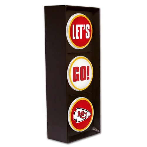Kansas City Chiefs Let's Go Light