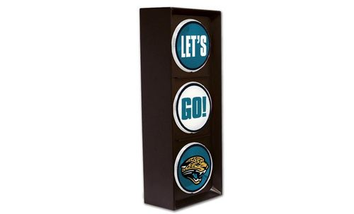 Jacksonville Jaguars Let's Go Lights
