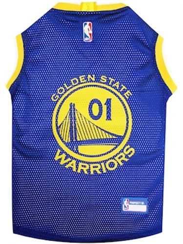 Golden State Warriors Pet Jersey