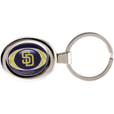 San Diego Padres Deluxe Key Ring