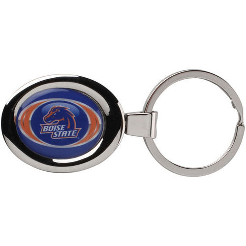 Boise State Broncos Deluxe Key Ring