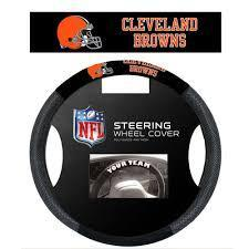 Cleveland Browns Steering Wheel Cover