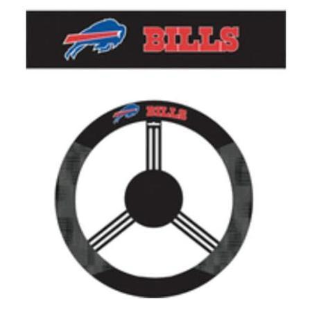Buffalo Bills Steering Wheel Cover