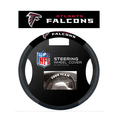 Atlanta Falcons Steering Wheel Cover