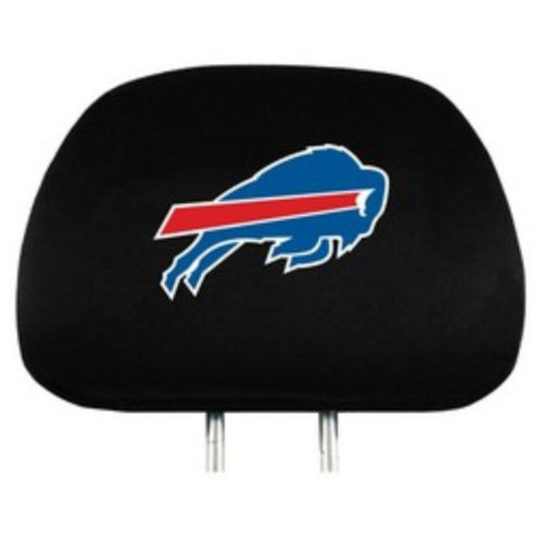 Buffalo Bills Head Rest Cover