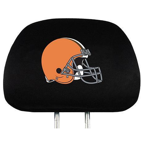 Cleveland Browns Head Rest Cover