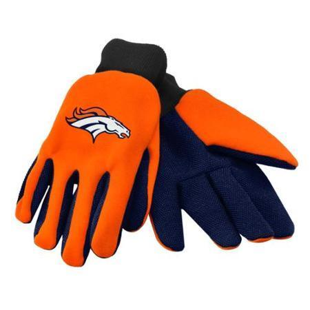 Denver Broncos Utility Gloves