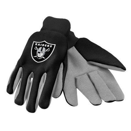 Oakland Raiders Utility Gloves