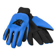 Carolina Panthers Utility Gloves