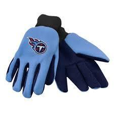 Tennessee Titans Utility Gloves